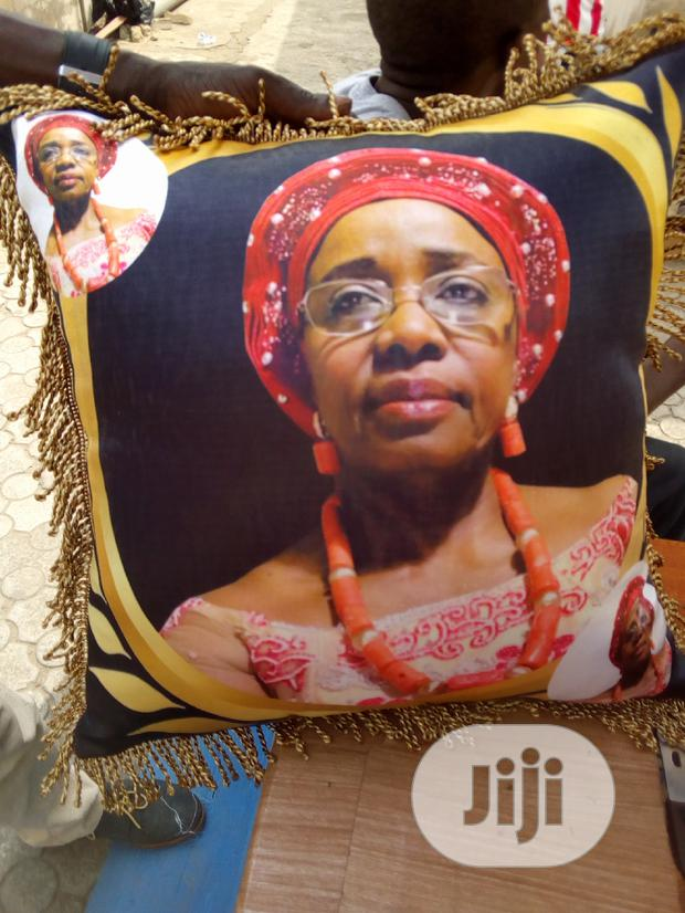 Customize Throw Pillow Oduaa International Modern Market Ojota Lagos