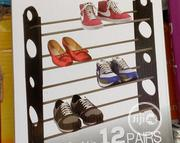 4tier Stackable Shoe Rack | Home Accessories for sale in Lagos State, Ojo