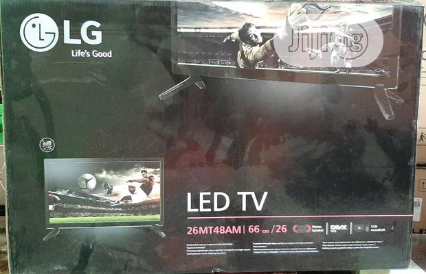 LG LED TV 26mt48am