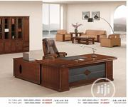 High Quality Executive Office Table With Mobile Drawer. | Furniture for sale in Rivers State, Eleme