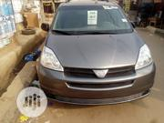 Toyota Sienna 2004 LE FWD (3.3L V6 5A) Gray | Cars for sale in Lagos State, Isolo