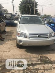 Toyota Highlander 2007 Sport Silver | Cars for sale in Lagos State, Ikeja