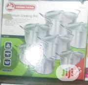 Master Chef 14pcs Cookware | Kitchen & Dining for sale in Lagos State, Lagos Island
