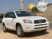 Toyota RAV4 2008 Limited V6 White | Cars for sale in Abuja (FCT) State, Central Business District