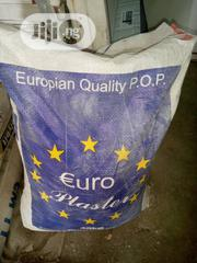 Europian Quality POP Cement 40kg | Building Materials for sale in Lagos State, Lagos Mainland