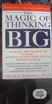 Magic of Thinking Big | Books & Games for sale in Lagos State, Lagos Mainland