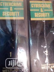 Cyber Crime And Security 3 Volumes | Books & Games for sale in Lagos State, Surulere
