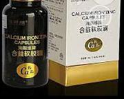 Calcium Iron And Zinc(Fr Arthritis, Bone Injury And Promotes Fertility | Vitamins & Supplements for sale in Lagos State, Surulere