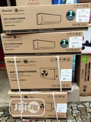Hisense 1hp Split AC Super Cooling 1year Warranty | Home Appliances for sale in Lagos State, Ojo