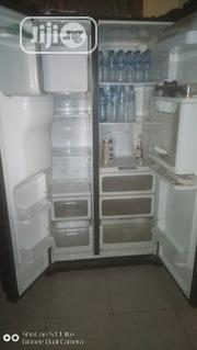 Samsung Double Door Refrigerator With Dispenser | Accessories & Supplies for Electronics for sale in Edo State, Ikpoba-Okha