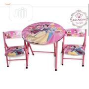 Children Table And Chairs | Children's Furniture for sale in Lagos State, Ikorodu
