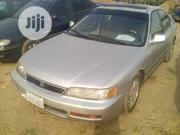 Honda Accord 1996 Gold | Cars for sale in Abuja (FCT) State, Kabusa