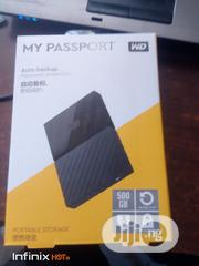 My Passport 500gb Hard Drivr | Computer Hardware for sale in Lagos State, Ikeja