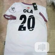 Design Your Jersey With Your Name On It | Computer & IT Services for sale in Abuja (FCT) State, Durumi