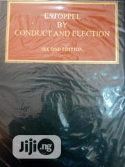 Estopel By Conduct And Election | Books & Games for sale in Lagos State, Surulere