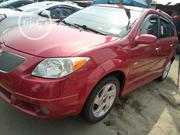 Pontiac Vibe AWD 2006 Red   Cars for sale in Lagos State, Apapa