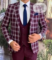 Designers 3piece Men's Suits   Clothing for sale in Lagos State, Lagos Island