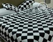 White And Black Beddings -US Quality | Home Accessories for sale in Lagos State, Ojo