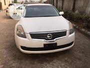 Nissan Altima 2005 2.5 SL White | Cars for sale in Edo State, Egor