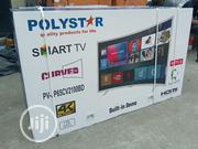 "Brand New Polystar 65""4K Smart Curve TV Full Screen Ultra HD ,Wi-fi 
