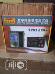 High Quality Digital Insulation Tester | Measuring & Layout Tools for sale in Lagos State, Ojo