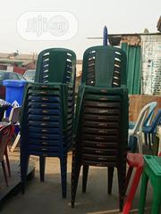 Amber Plastic Chairs | Furniture for sale in Lagos State, Mushin