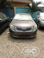 Toyota Avensis 2010 Black | Cars for sale in Lagos State, Agboyi/Ketu