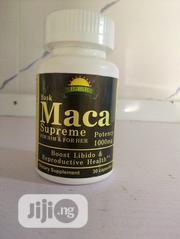 Maca Supreme For Him And For Her | Vitamins & Supplements for sale in Lagos State, Lagos Mainland