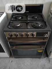 4 Burners Gas Cooker With Oven and Grill | Restaurant & Catering Equipment for sale in Lagos State, Ojo