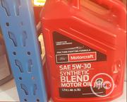 Motorcraft Synthetic Blend Oil SAE:5W-30 | Vehicle Parts & Accessories for sale in Lagos State, Ajah
