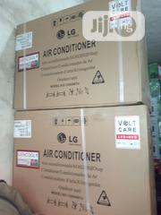 New LG 1.5hp Split Inverter Air Condition Super Cool + Kits | Home Appliances for sale in Lagos State, Ojo