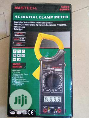 Mastec Digital Clamp Meter M266