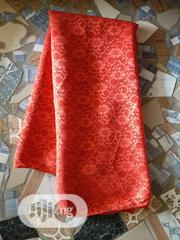 Red Scuba Lace Sample Material | Clothing for sale in Lagos State, Magodo