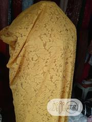 Mustard Yellow Sample Material   Clothing for sale in Lagos State, Magodo