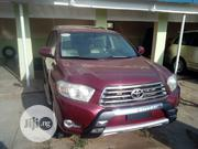 Toyota Highlander 2008 Red | Cars for sale in Kwara State, Ilorin South