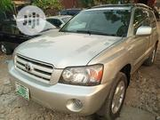 Toyota Highlander 2004 Limited V6 4x4 Silver | Cars for sale in Lagos State, Amuwo-Odofin