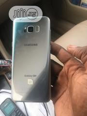 Samsung Galaxy S8 Plus 64 GB Silver | Mobile Phones for sale in Ogun State, Abeokuta North