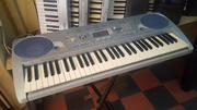 Yamaha Psr275 Keyboard With Adaptor | Musical Instruments & Gear for sale in Lagos State, Lagos Island