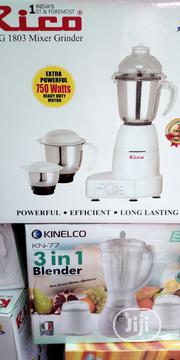 Origonal Stanless Steel Rico Blender | Kitchen Appliances for sale in Lagos State, Lagos Island