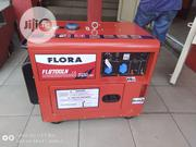 Flora Diesel Sound Proof Generator (7.5kva)   Electrical Equipment for sale in Rivers State, Port-Harcourt