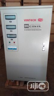 Vintech 3 Phase SVC C3okva | Electrical Equipments for sale in Lagos State, Ojo