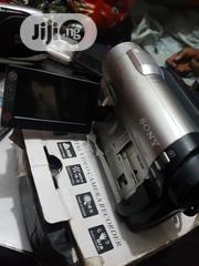 Soney Camcorder Camera With With Memory Card And Cd | Accessories & Supplies for Electronics for sale in Lagos State, Ikeja