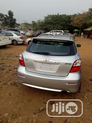 Toyota Matrix 2010 Silver | Cars for sale in Oyo State, Egbeda