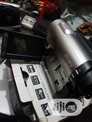 Sony Camcorder With Memory And Dvd Cd Original | Accessories & Supplies for Electronics for sale in Lagos State, Ikeja