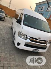 Tokunbo 2014' Toyota Hiace.. White Colour. | Buses & Microbuses for sale in Lagos State, Lagos Mainland