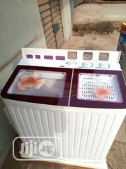 Qasa Washing Machine Double Tub Washing 7.8kg Spining 5kg | Home Appliances for sale in Lagos State, Ojo