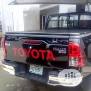 Boot Cover Hilux Old Model | Vehicle Parts & Accessories for sale in Lagos State, Mushin