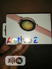 Samsung Galaxy Active 2 40mm Gold | Smart Watches & Trackers for sale in Lagos State, Ikeja