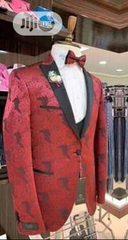 Red Tuxedo Turkey Suits | Clothing for sale in Lagos State, Lagos Island