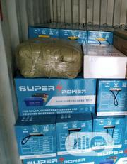 Super Power Battery 200ah   Electrical Equipment for sale in Lagos State, Ojo